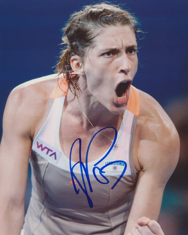 ANDREA PETKOVIC SIGNED WTA TENNIS 8X10 PHOTO