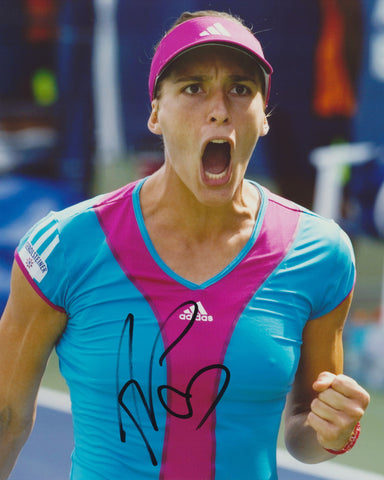 ANDREA PETKOVIC SIGNED WTA TENNIS 8X10 PHOTO 2