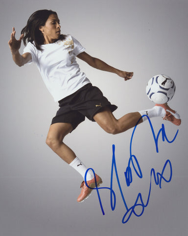 MARTA VIEIRA DA SILVA SIGNED TEAM BRAZIL 8X10 PHOTO 4
