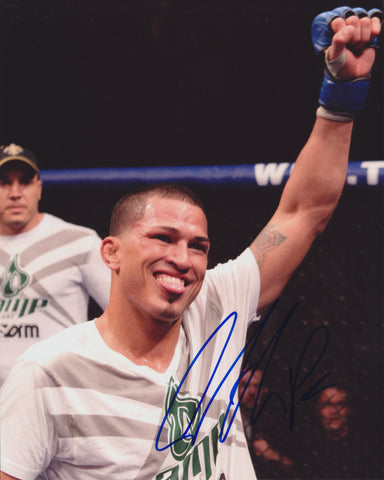 ANTHONY PETTIS 'SHOWTIME' SIGNED UFC 8X10 PHOTO 2