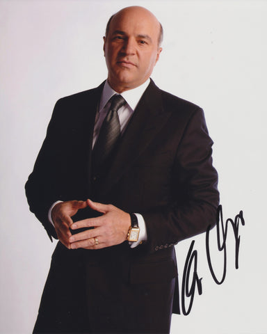 KEVIN O'LEARY SIGNED SHARK TANK 8X10 PHOTO 5