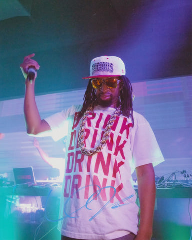 LIL JON SIGNED 8X10 PHOTO 6