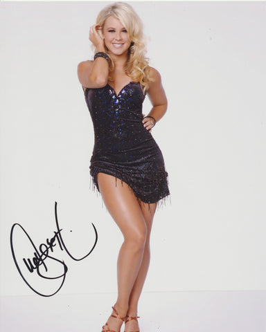 CHELSIE HIGHTOWER SIGNED DANCING WITH THE STARS 8X10 PHOTO