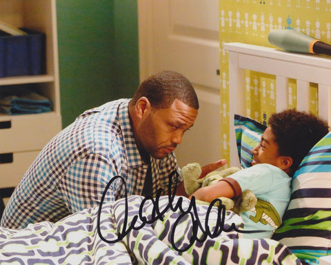 ANTHONY ANDERSON SIGNED BLACK-ISH 8X10 PHOTO 2