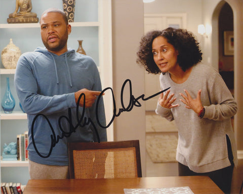 ANTHONY ANDERSON SIGNED BLACK-ISH 8X10 PHOTO 3