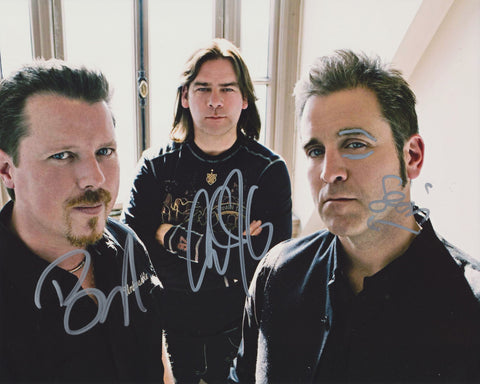 GREAT BIG SEA SIGNED 8X10 PHOTO