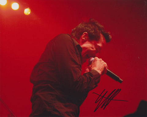 RICHARD PATRICK SIGNED FILTER 8X10 PHOTO 2