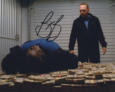 BILL BURR SIGNED BREAKING BAD 8X10 PHOTO 2