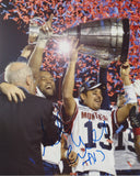 ANTHONY CALVILLO SIGNED MONTREAL ALOUETTES 8X10 PHOTO 4