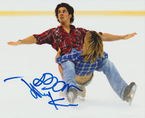 SINEAD AND JOHN KERR SIGNED FIGURE SKATING 8X10 PHOTO
