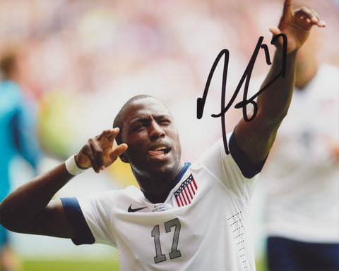 JOZY ALTIDORE SIGNED TEAM USA SOCCER 8X10 PHOTO 2