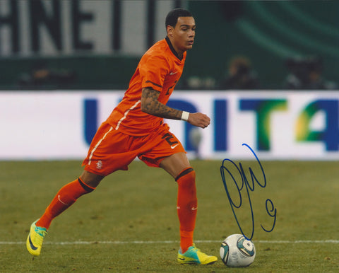 SEBASTIAN GIOVINCO SIGNED JUVENTUS 8X10 PHOTO 3