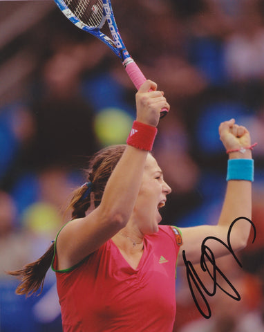 ANASTASIA PAVLYUCHENKOVA SIGNED WTA TENNIS 8X10 PHOTO 2