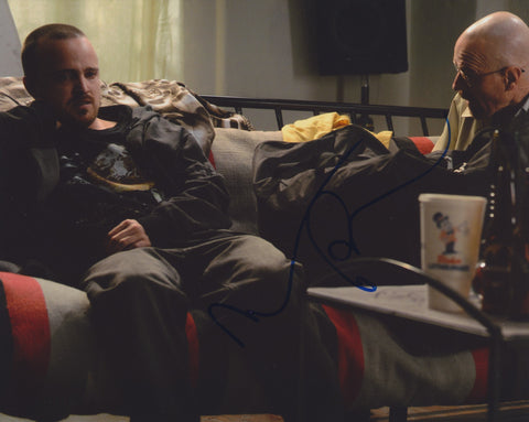 AARON PAUL SIGNED BREAKING BAD 8X10 PHOTO 4