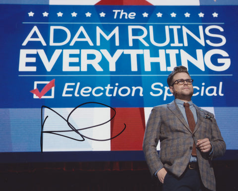 ADAM CONOVER SIGNED ADAM RUINS EVERYTHING 8X10 PHOTO 3