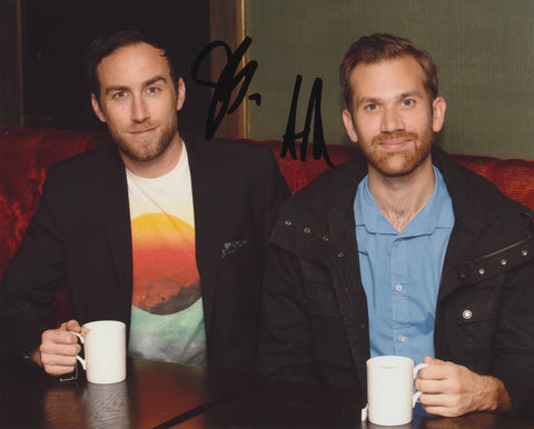 AARON MOORHEAD & JUSTIN BENSON SIGNED 8X10 PHOTO 2