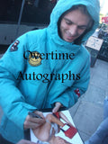 AARON CARTER SIGNED 8X10 PHOTO
