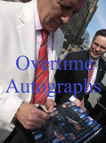 ALEX TREBEK SIGNED JEOPARDY 8X10 PHOTO 4