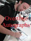 ANDREW RAYEL SIGNED 8X10 PHOTO 4
