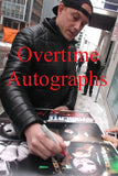 ANGERFIST SIGNED 8X10 PHOTO DANNY MASSELING