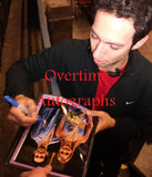 BEN AGOSTO SIGNED FIGURE SKATING 8X10 PHOTO