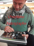 BENNY BENASSI SIGNED 8X10 PHOTO