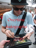 CODY SIMPSON SIGNED 11X14 PHOTO