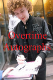 FRANCESCO YATES SIGNED 8X10 PHOTO 2