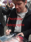 GARETH EDWARDS SIGNED 8X10 PHOTO