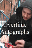 CHILDREN OF BODOM SIGNED 8X10 PHOTO