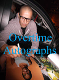 JAY HERNANDEZ SIGNED 8X10 PHOTO