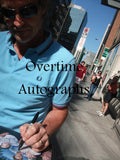 JIM CUDDY SIGNED BLUE RODEO 8X10 PHOTO 7