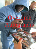 KEVIN HART SIGNED CENTRAL INTELLIGENCE 8X10 PHOTO