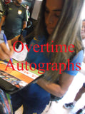 MARTA VIEIRA DA SILVA SIGNED TEAM BRAZIL 8X10 PHOTO