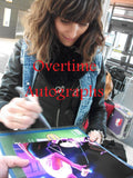 MARTINA SORBARA SIGNED DRAGONETTE 8X10 PHOTO 3
