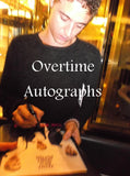 MAX IRONS SIGNED 8X10 PHOTO 3