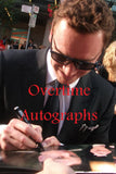 MICHAEL FASSBENDER SIGNED INGLOURIOUS BASTERDS 8X10 PHOTO