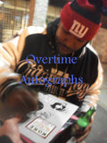 NOREAGA SIGNED 8X10 PHOTO N.O.R.E 2