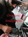 CHROMEO SIGNED 8X10 PHOTO 2
