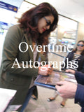PRIYANKA CHOPRA SIGNED QUANTICO 8X10 PHOTO 2