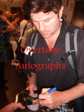 STEVE LEMME SIGNED BEERFEST 8X10 PHOTO