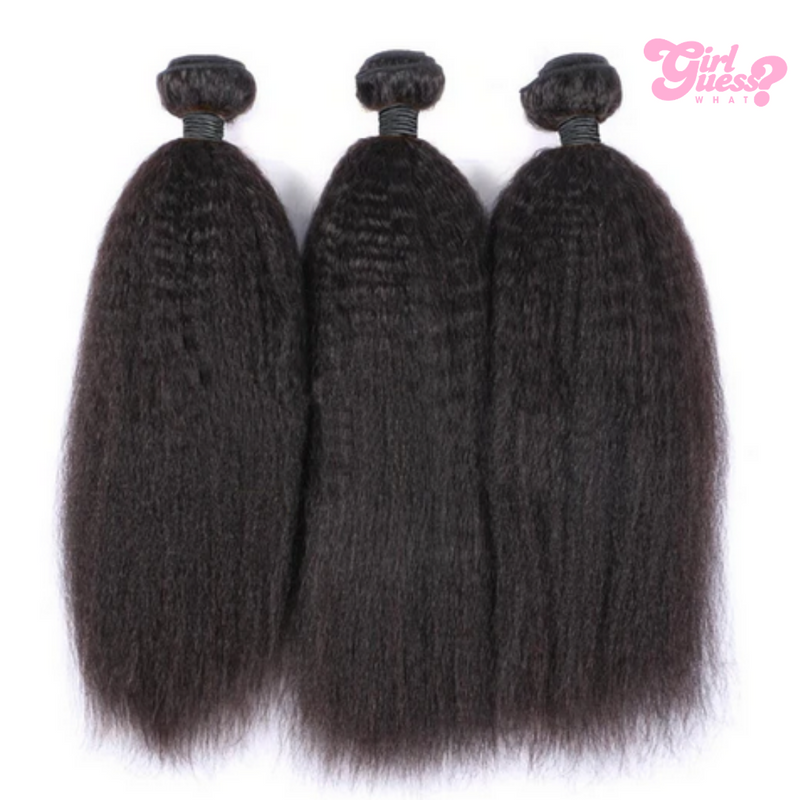 Black Deep Wave Virgin Bundles