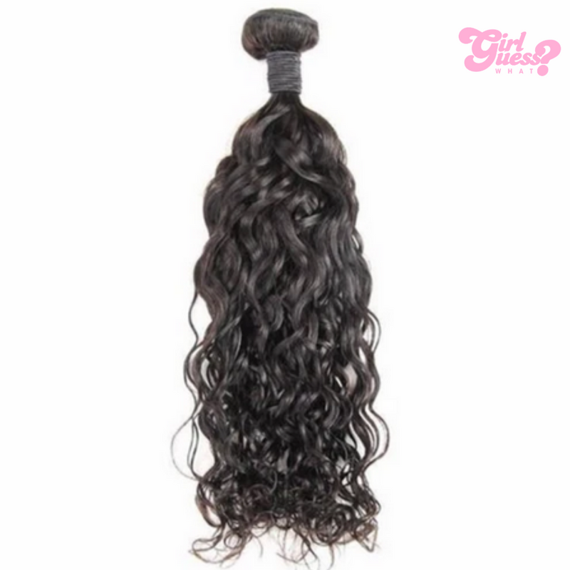 Curly Wave Virgin Bundles