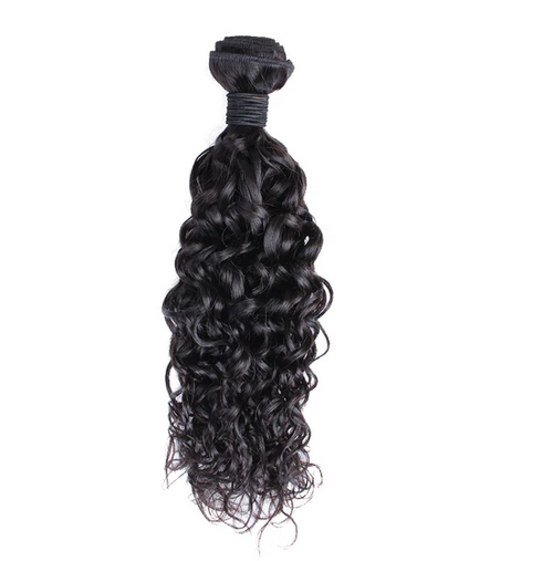Black Kinky Curly Virgin Bundles