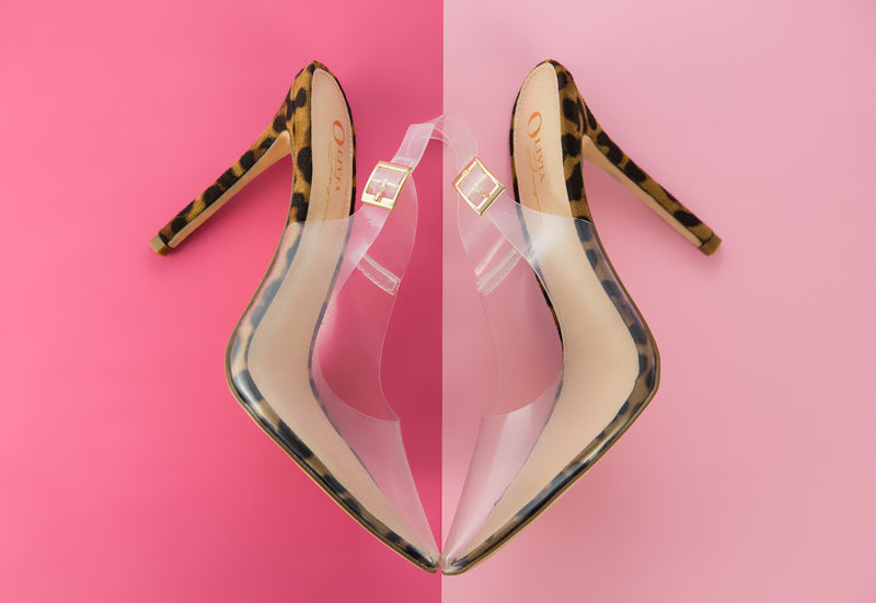 Like A Cat Slingbacks