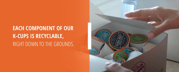 Recyclable K-Cups