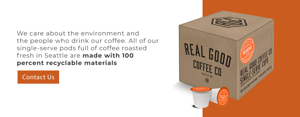 Recyclable Coffee Materials