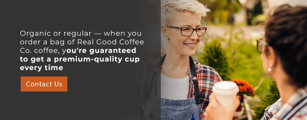 Premium-Quality Cup Every Time