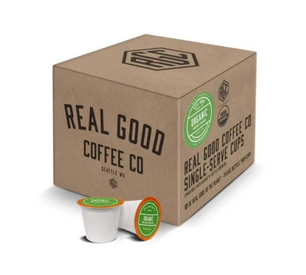 Organic Dark Roast K-Cups