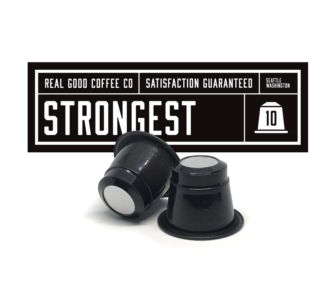 Strongest Pods for Nespresso